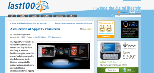 appletv resources hacks Apple TV Resources