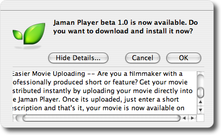 jaman player 1 0 Jaman Player Beta 1.0 now available