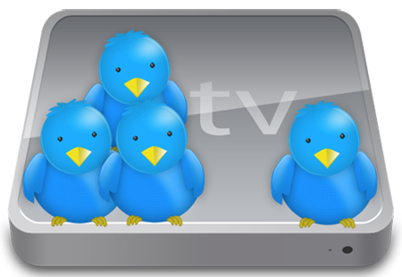applianceIcon02 aTVitter   the first Twitter client for Apple TV