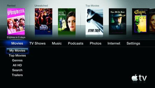 apple tv 3.0 update Apple TV 3.0 Update