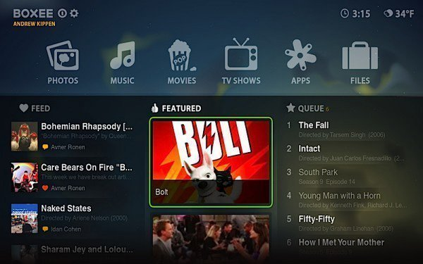 boxee beta Boxee Beta Unveiled