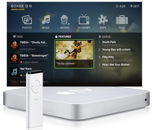 boxee beta apple tv Boxee Beta Now Works on Apple TV