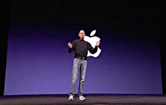 Image result for Steve Jobs and the art of presentations