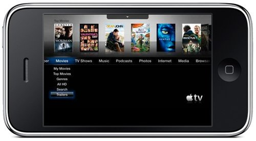 remote hd apple tv 02 Remote HD for Apple TV  [+giveaway!]