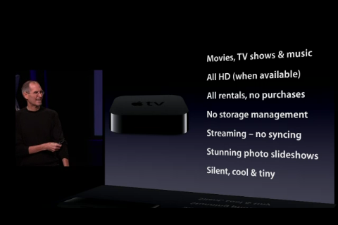 IMG 1256 Second generation Apple TV is here