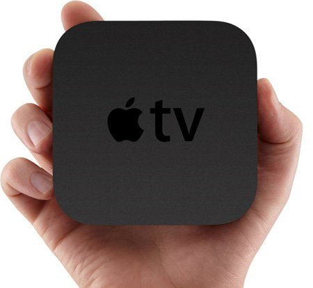 new apple tv1 Apple TV software update 5.2 brings Bluetooth keyboard support, iTunes in the Cloud and AirPlay audio for videos