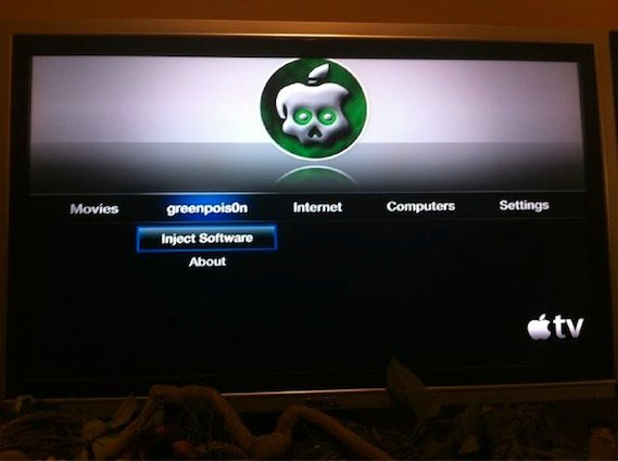  AppleTV 2G Jailbreak
