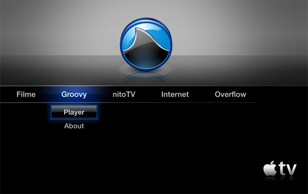 groovy apple tv 2g Groovy Brings Grooveshark to Your Apple TV