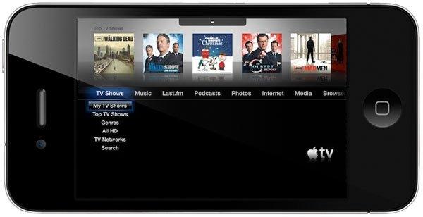 hd remote airplay old apple tv AirPlay Streaming Hacked into the Old Apple TV (updated: giveaway!)