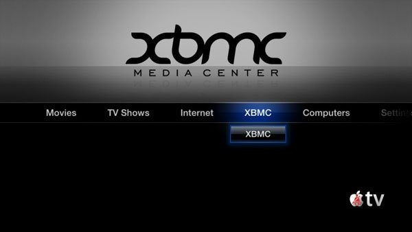 xbmc for apple tv 2 XBMC for Apple TV 2 now available