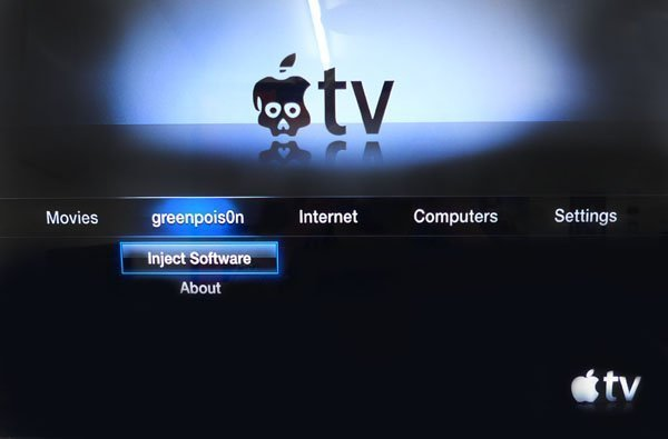 apple tv 2 jailbreak greenpois0n How to jailbreak Apple TV 2 with greenpois0n rc6