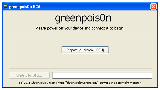 greenpois0n rc6 apple tv 2 Greenpois0n RC6 Brings Untethered Jailbreak to Apple TV 2 on iOS 4.2.1