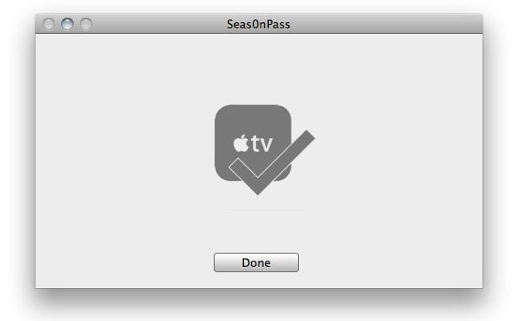 seasonpass apple tv 2 untethered jailbreak How to Jailbreak Apple TV 2 on iOS 4.2.1 Untethered with Seas0nPass