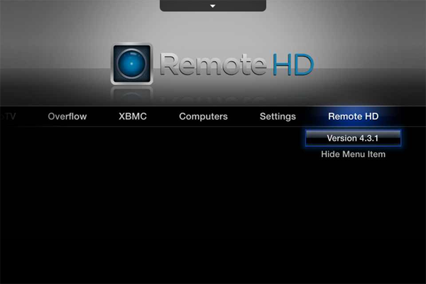 remote hd apple tv 2 Remote HD now supports Apple TV 2 (updated)