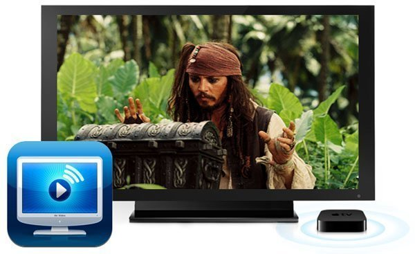 AirVideo Apple TV 2 AirPlay Enabled Apps: Air Video (review)