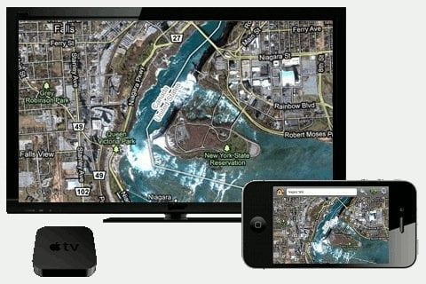 TVOut Genie apple tv 2 AirPlay Enabled Apps: Web Browser, Camera and Videos for Apple TV, TVOut Genie! (review)