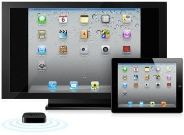 airplay mirroring apple tv 2 Photo Stream and AirPlay Mirroring for iPad 2 Coming to Apple TV 2