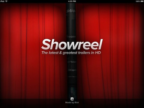 Showreel appletv Watch HD Movie Trailers on Apple TV 2 