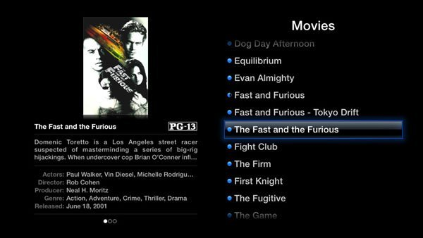 media player for apple tv 22 Firecore Releases Media Player 0.9 for Apple TV 2 