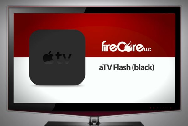 atv flash black giveaway Giveaway: aTV Flash (black) for Apple TV 2