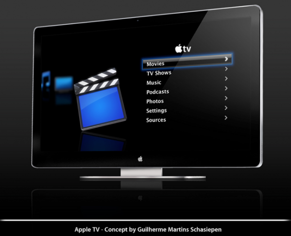 new apple tv set Sony CEO: No doubt that Steve Jobs was developing an Apple TV set