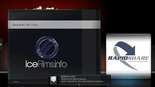icefilms apple tv rapidshare IceFilms XBMC add on for Apple TV is back, now supports RapidShare links