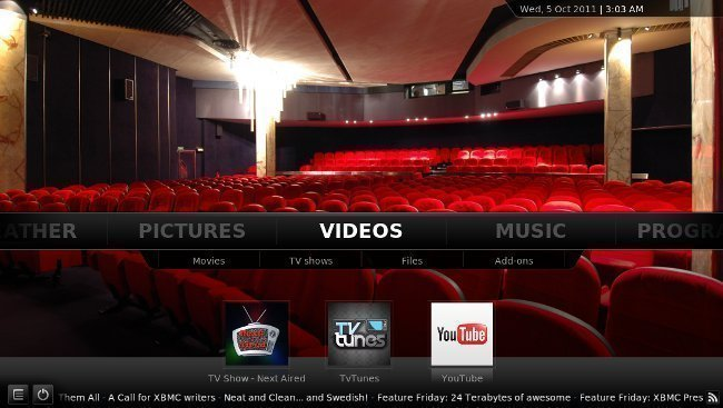 XBMC 11 Eden for apple tv XBMC 11.0 Eden for Apple TV 2 5.0 (iOS 5.1) released (+how to install tutorial)