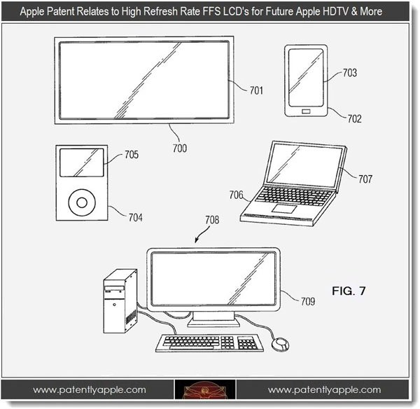 apple hdtv patent 02 Yet Another Patent Hints at Apple Preparing a Standalone HDTV