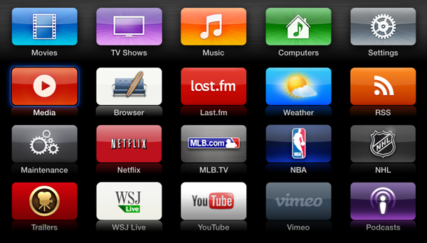 Apple TV 2 5.0.1 jailbreak