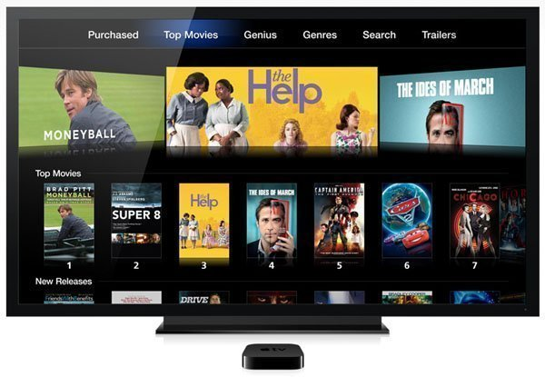 new apple tv 3 Apple TV software update with new user interface available today for Apple TV 2