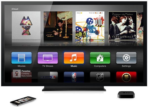 win new apple tv giveaway Giveaway: Win the new, third generation Apple TV