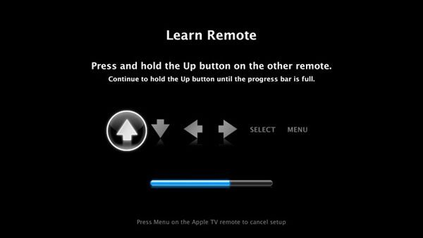 Apple TV third-party remote