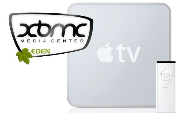 xbmc 11 eden for apple tv 1 How to install XBMC 11.0 Eden on first generation Apple TV