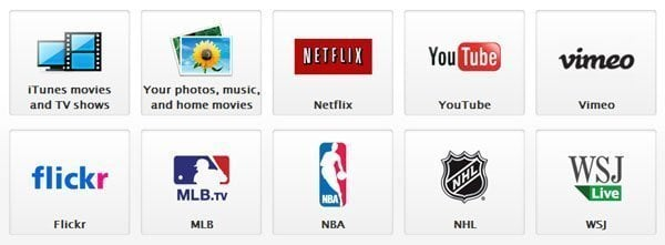 apps for apple tv 2 Apps for Apple TV coming at WWDC?