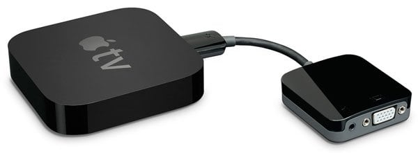 kanex atv pro airplay apple tv Kanex ATV Pro brings AirPlay Mirroring to VGA projectors