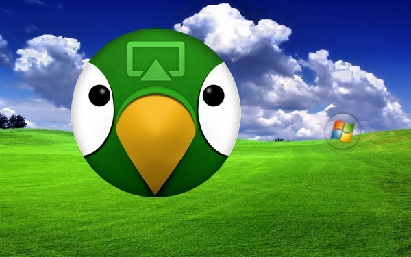 AirParrot for Windows update