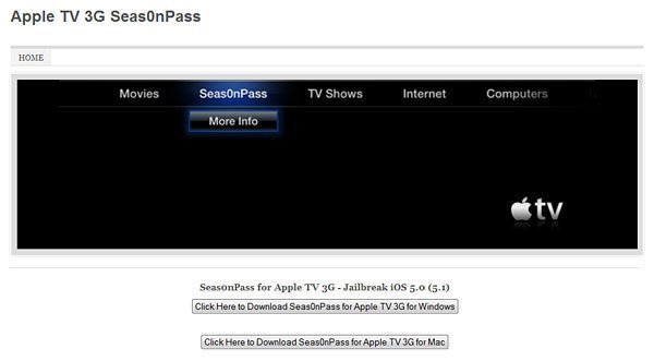 apple tv 3 jailbreak fake Apple TV 3 jailbreak: fake site going around