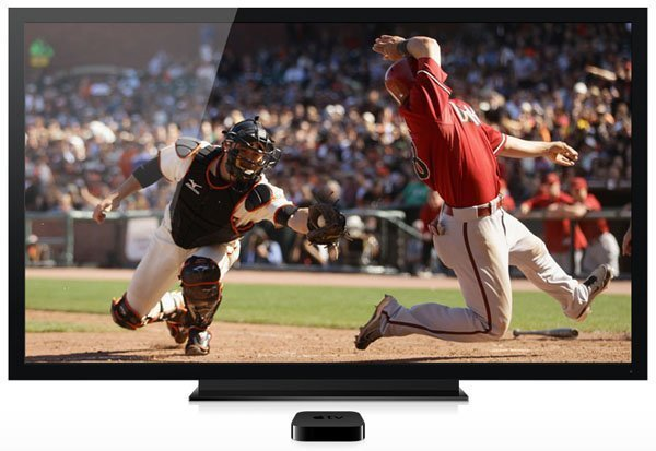 Live sport streaming on Apple TV