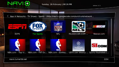 navi x sports How to watch live sports on Apple TV