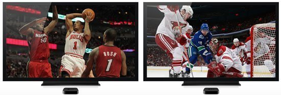 nba nhl apple tv How to watch live sports on Apple TV