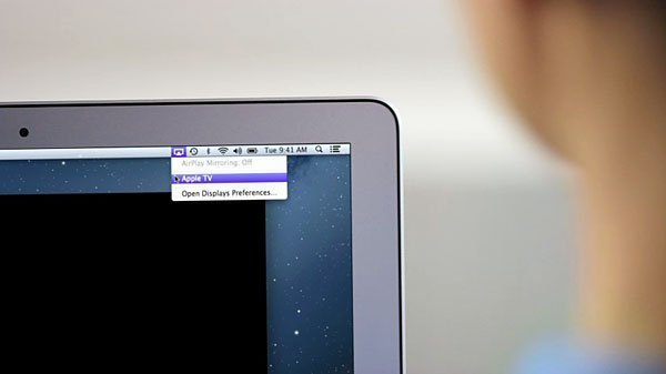 Airplay Mirroring in Mountain Lion
