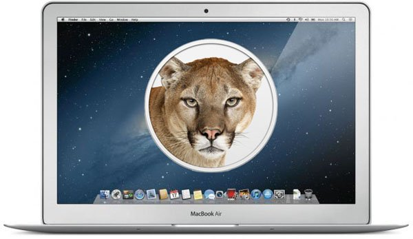 AirServer Mountain Lion desktop mirroring support