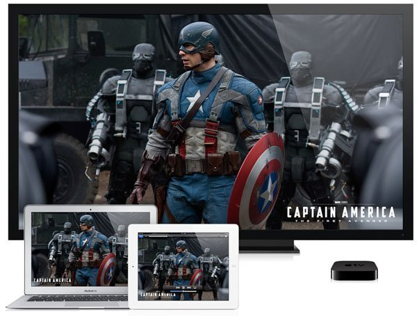 iTunes Movies in the Cloud Apple TV