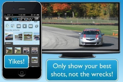 as02 Air Show app brings dual screen photo sharing and editing to iOS and Apple TV 