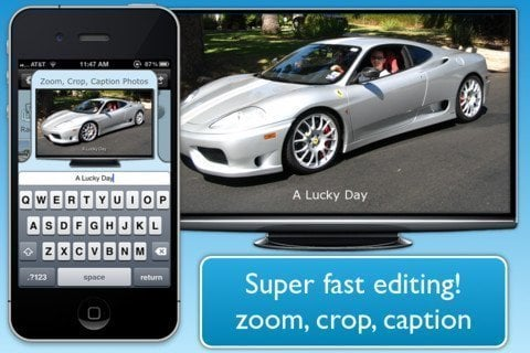 as03 Air Show app brings dual screen photo sharing and editing to iOS and Apple TV 