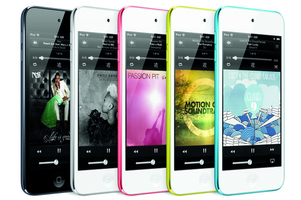 ipod touch airplay mirroring AirPlay Mirroring supported on the fifth generation iPod touch