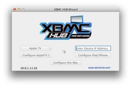 wiz05 Supercharge your current XBMC installation with XBMC Hub Wizard 
