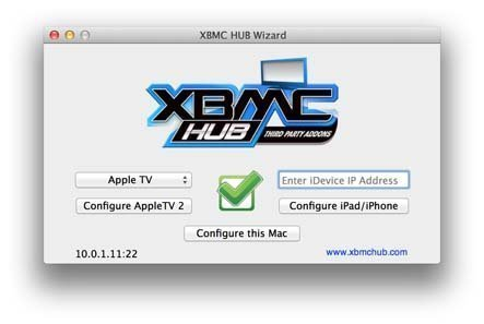 wiz06 Supercharge your current XBMC installation with XBMC Hub Wizard 