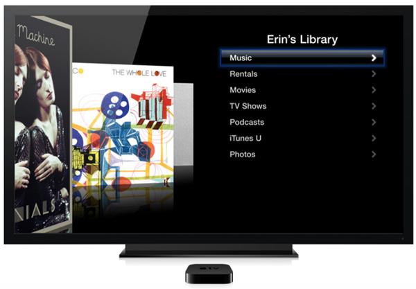 apple tv software update 5 1 1 Apple Releases Apple TV Software Update 5.1.1
