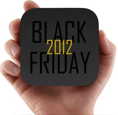 Black Friday 2012: Apple TV deals